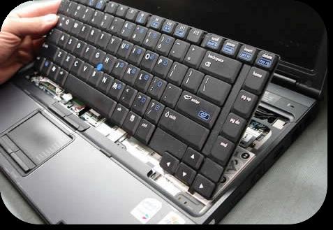 Photo of תיקון מקלדת במחשב הנייד